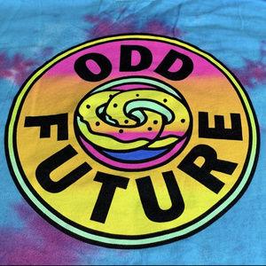 Odd Future OFWGKTA Donut Tie dye XL
